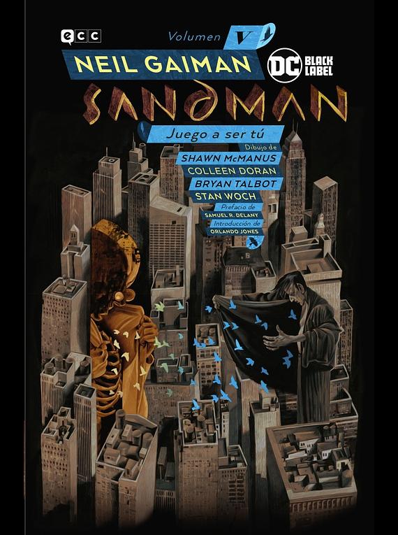 Biblioteca Sandman vol. 05: Juego a ser tú