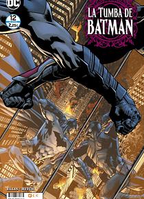 La tumba de Batman núm. 12 de 12