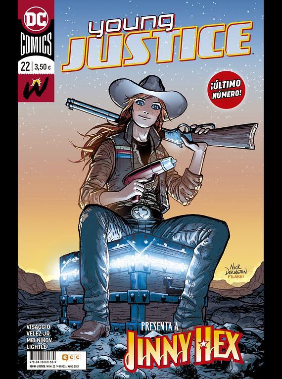 Young Justice núm. 22 de 22