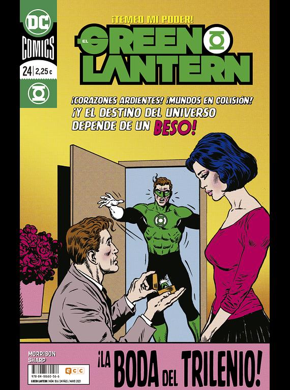 El Green Lantern núm. 106/24