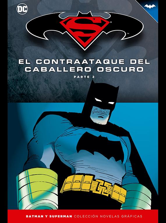 Batman y Superman - Colección Novelas Gráficas número 10: El contraataque del Caballero Oscuro (2)