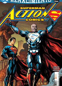 Superman: Action Comics núm. 03 (Renacimiento)
