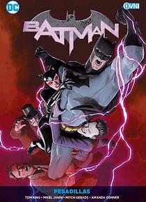 OVNIPRESS - Batman Vol. 09: PESADILLAS