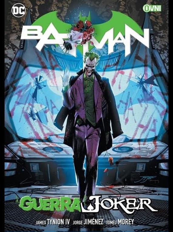 OVNIPRESS - BATMAN: LA GUERRA DEL JOKER