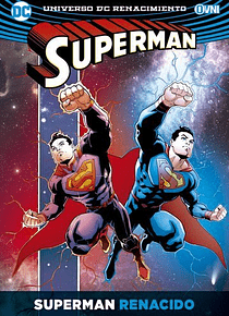 OVNIPRESS - SUPERMAN Vol 03: Renacido