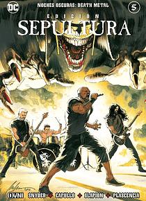 OVNIPRESS - NOCHES OSCURAS: DEATH METAL #5 EDICIÓN SEPULTURA