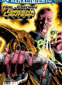 Green Lantern núm. 59/4