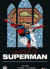 La boda de Superman