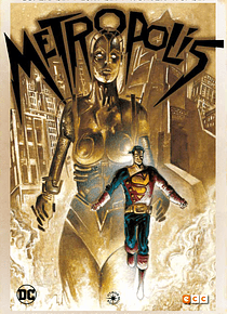 Segunda Mano Superman/Batman/Wonder woman: Metropolis
