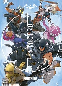 Batman/Fortnite: Punto cero núm. 02 de 6