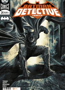 Batman: Detective Comics núm. 24