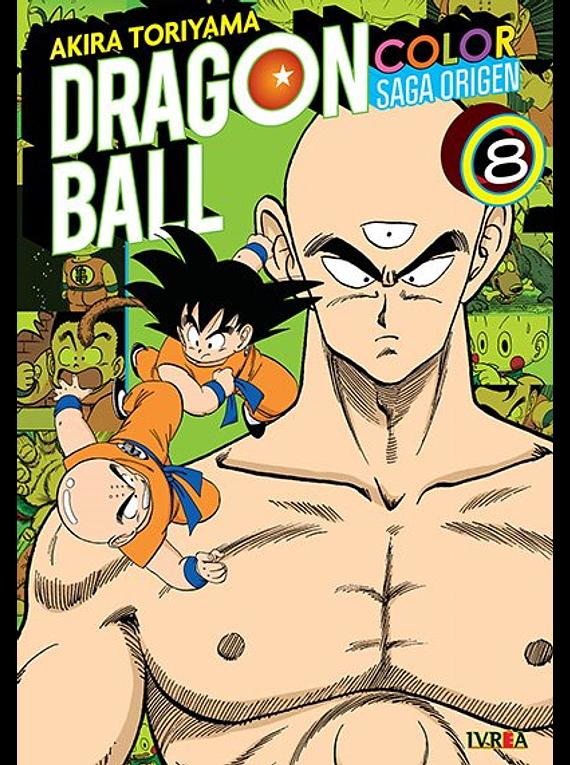 DRAGON BALL COLOR: SAGA ORIGEN 08