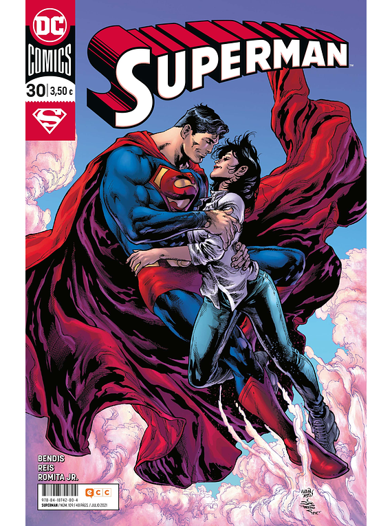 Superman núm. 109/30