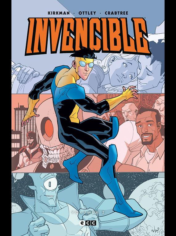 Invencible vol. 2 de 12
