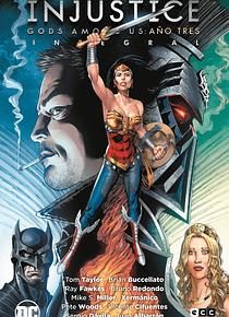 Injustice: Año tres (2ª edición)