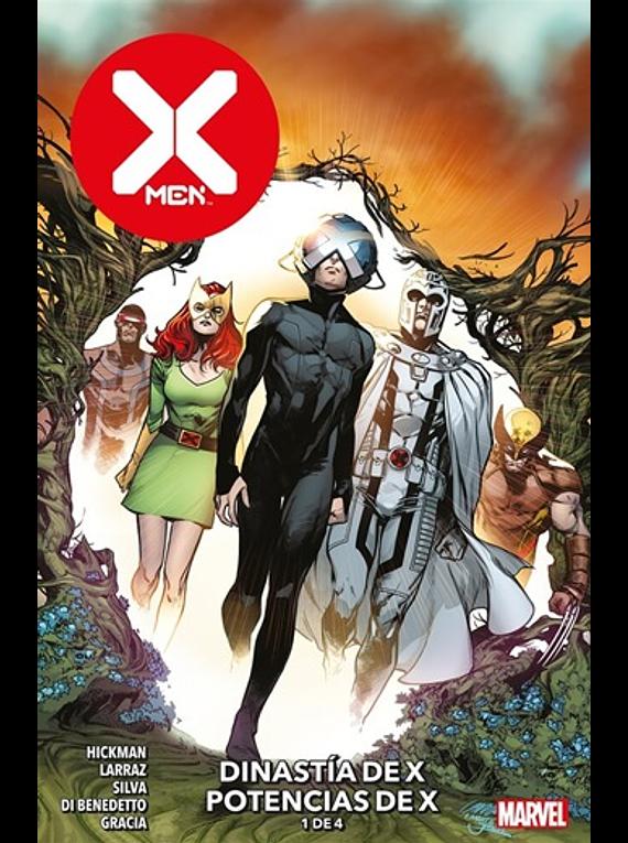 X-MEN (TPB) VOL.01