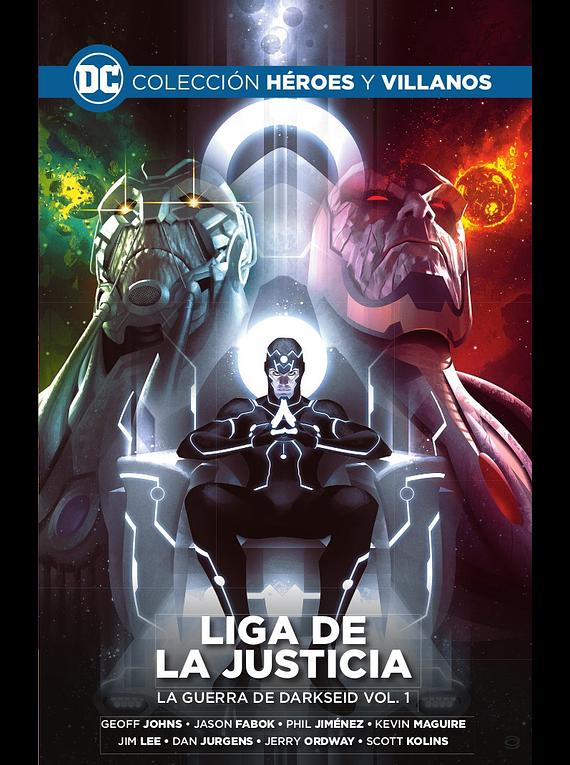 Colección Héroes y villanos vol. 14