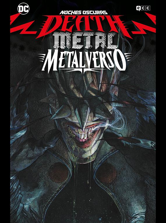 Death Metal: Metalverso núm. 04