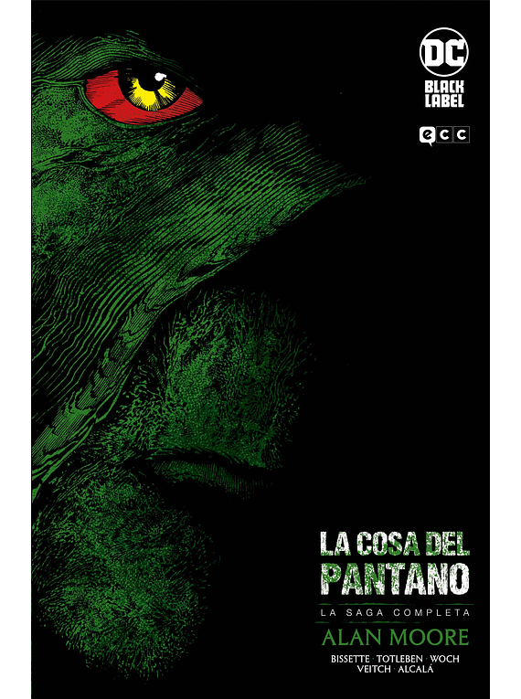 La Cosa del Pantano (La saga completa)