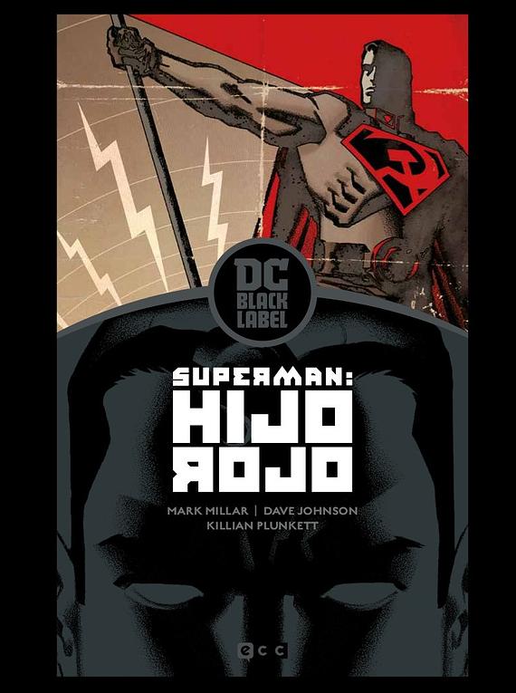 Superman: Hijo Rojo (Biblioteca DC Black Label 2ª edición)