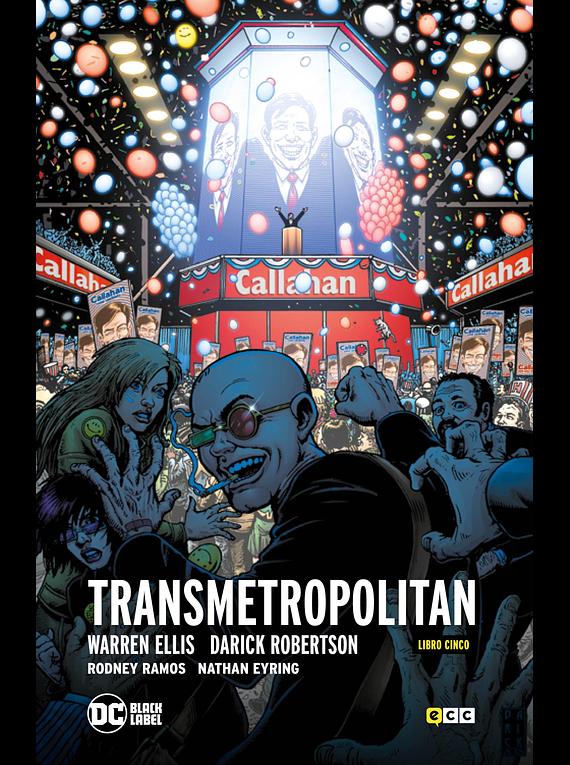 Transmetropolitan vol. 5 (2ª edición)