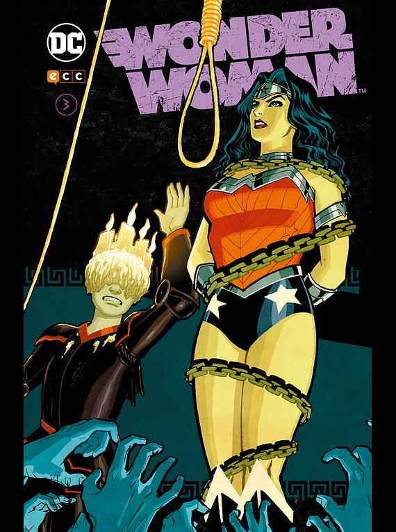 Wonder Woman: Coleccionable semanal núm. 03