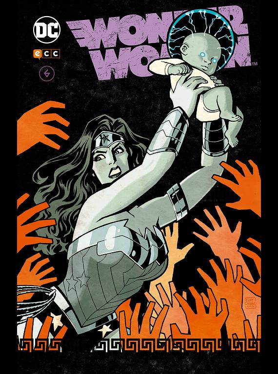 Wonder Woman: Coleccionable semanal núm. 06