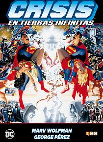 Crisis en Tierras Infinitas (Tercera edición)