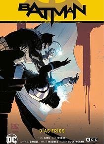 Batman vol. 11 Días fríos (Batman Saga Héroes en Crisis parte 1)