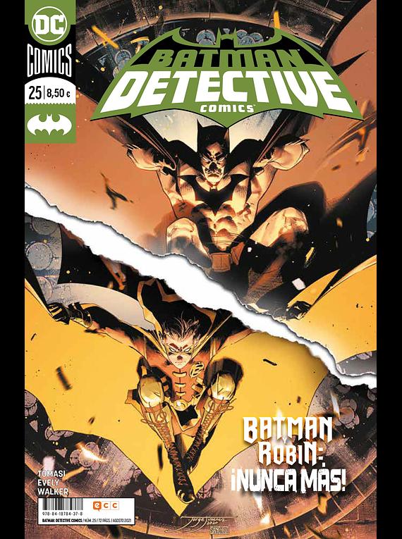 Batman: Detective Cómics núm. 25