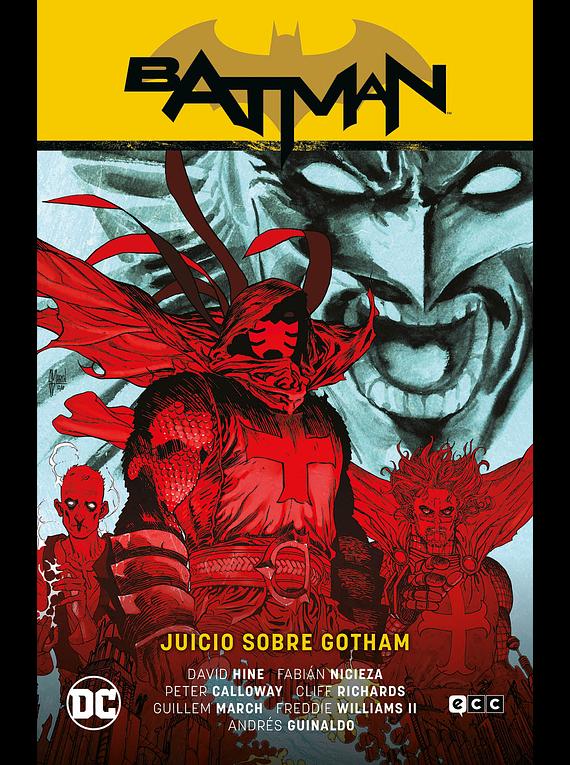 Batman: Juicio sobre Gotham (Batman Saga Renacido parte 8)