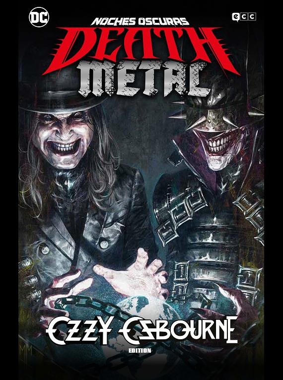 RUSTICA Noches oscuras: Death Metal núm. 07 Band edition Ozzy Osbourne