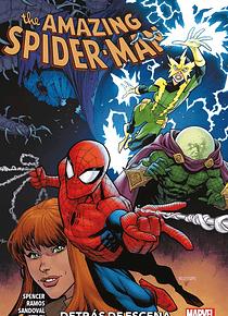 AMAZING SPIDER-MAN (TPB) VOL.03 DETRÁS DE ESCENA