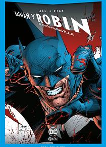 All Star Batman y Robin, el chico maravilla (DC Pocket)