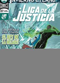 Liga de la justicia núm. 115/37