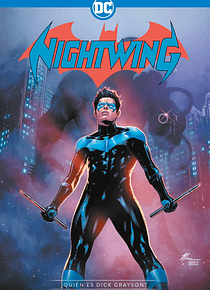 Nightwing: Tercera temporada ¿Quien es Dick Grayson?