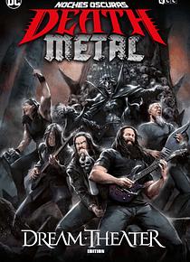 Noches oscuras: Death Metal núm. 06 Band edition Dream Theater (rústica)