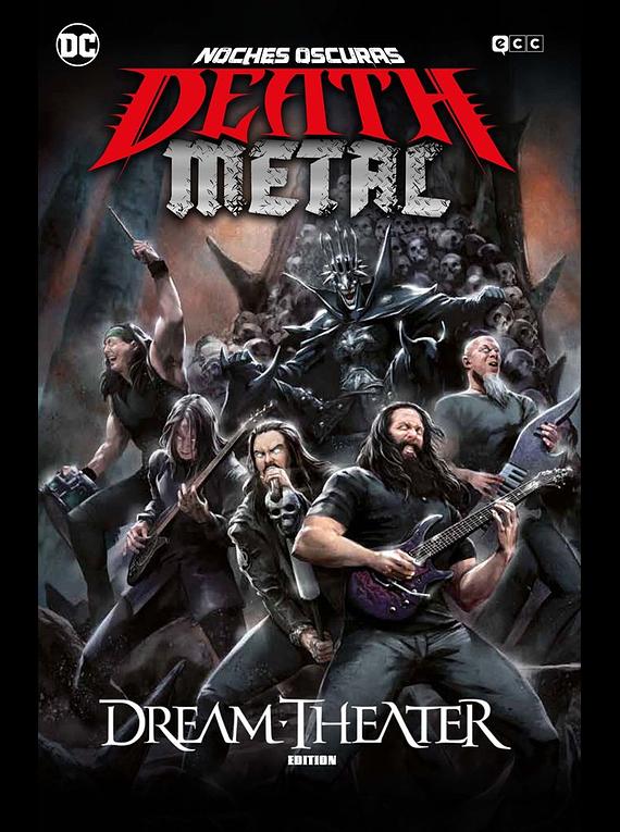 Noches oscuras: Death Metal núm. 06 Band edition Dream Theater (cartoné)
