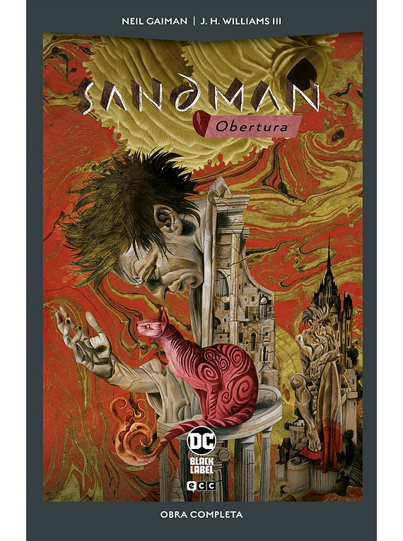 Sandman: Obertura (DC Pocket)