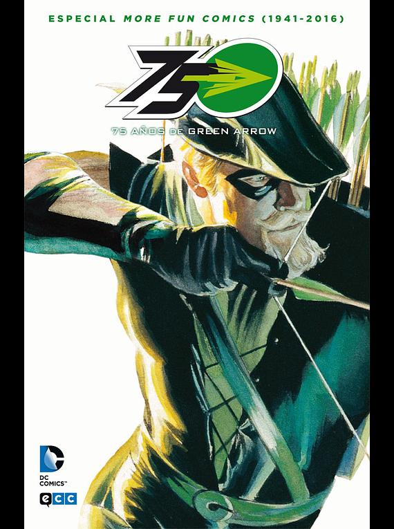 75 años de Green Arrow: Especial More fun comics (19412015)