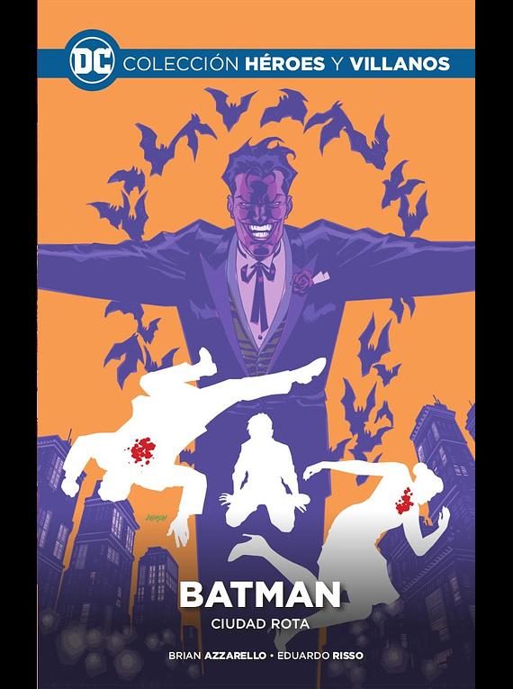 Colección Héroes y villanos vol. 15