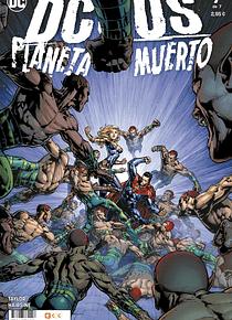 DCsos: Planeta Muerto núm. 07 de 7