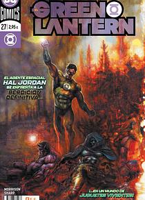 El Green Lantern núm. 109/27
