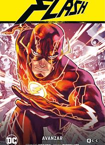 Flash Vol. 1 Avanzar (Flash Saga Nuevo Universo Parte 1)