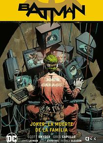 Joker: La muerte de la familia (Batman Saga Nuevo Universo Parte 4) (2a edición)