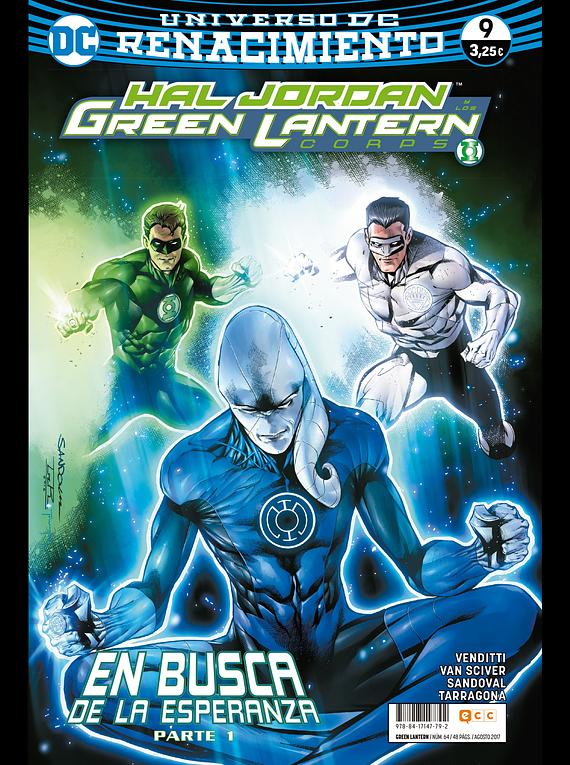 Green Lantern núm. 64/9
