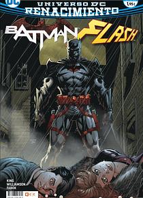 Batman/Flash: La chapa núm. 01, 02, 03 y 04 (Pack Grapas)