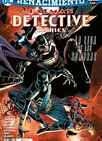 Batman: Detective Cómics núm. 05 (renacimiento)