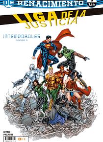 Liga de la Justicia núm. 64/9