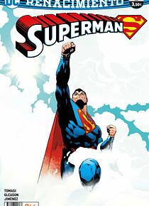 Superman núm. 57/2 (Renacimiento)